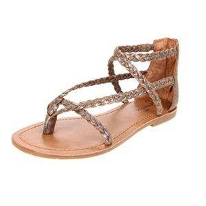 Jessica Simpson Braided Jalen Ankle-Strap Sandal